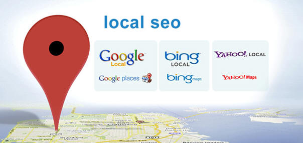 Google local searches